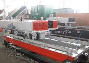 PP PE Double Wall Corrugated Pipe Extrusion Line pictures & photos