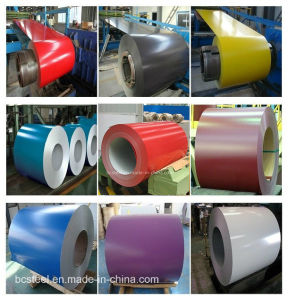 Prepainted Steel, Color Coated Steel, Prepainted Galvanized Steel Coil, PPGI, PPGL