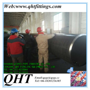 Fbe Coating LSAW Spiral Welded Steel Pipe with Good Quality