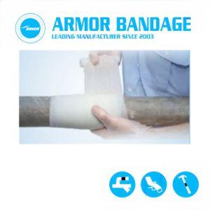 Water Activated Fiberglass Bandage Flex Pipe Repair Tape Epoxy Putty