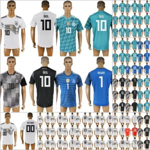 huge discount 388a6 a6e2f 2018 Fifa World Cup Russia Football Germany National Soccer Jerseys