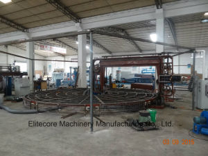 Automatic Carrousel Circular Cutting Machinery for Sponge Polyurethane