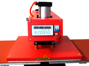 Whole Sales Two Stations Pneumatic Heat Press Machine pictures & photos