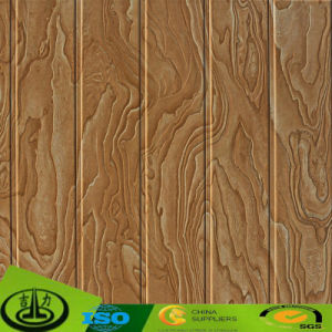Elm Wood Texture Decorative Paper For Floor And Furniture