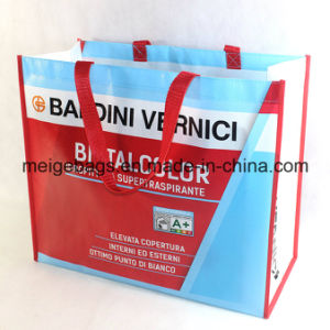 Non Woven Advertising Bag, with Custom Design and Size pictures & photos