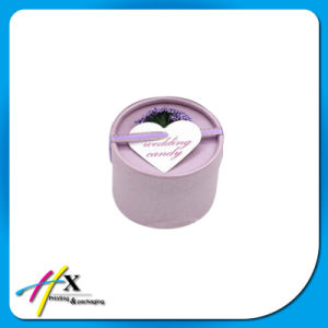 Custom Made Round Paper Box for Gift Packaging pictures & photos