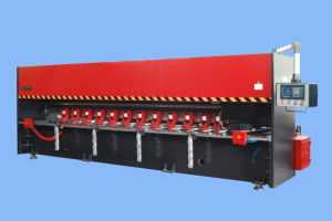 V Groove /V Cut Machine for Stainless Steel Sheets pictures & photos