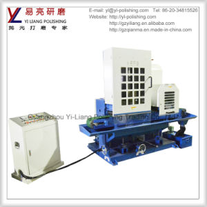 Water Abrasive Belt Sanding Machine for Copper Alloy Panel Grinding