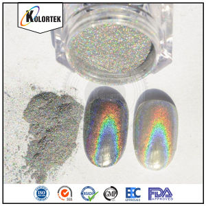 Spectraflair Holographic Glitter Nail Pigment Manufacturer pictures & photos