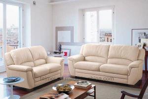 Pleasing American Comfortable Soft Leather Sofa Set Theyellowbook Wood Chair Design Ideas Theyellowbookinfo