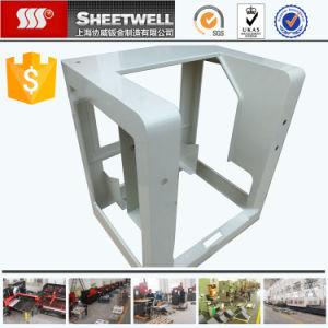Customized Heavy Sheet Metal Fabrications Manufacturer