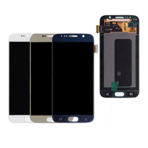 Mobile/Cell Phone LCD Touch Screen for Samsung Galaxy S6 G920f Complete pictures & photos