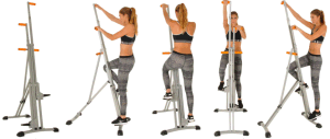 New Design Climber Machine Fitness Gym Home Vertical Climber Exercise Machine pictures & photos