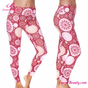 2017 Slightly Printed Sexy Women Legging