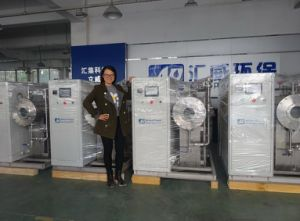 High Quality 5kg/H Ozone Machine pictures & photos