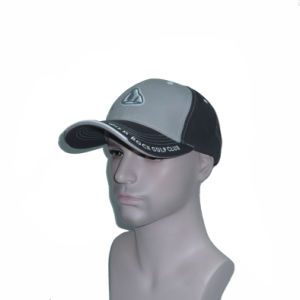 100% Cotton Embroidered Baseball Hat