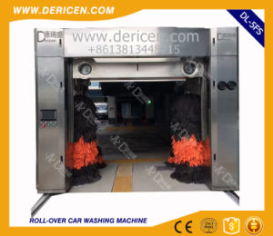 Dericen Dl5fs Stainless Steel Automatic Car Wash Equipment with The Best Selling 2017