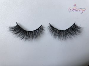 Real Mink Eyelashes 3D Mink Eye Lashes with Eyelsh Packaging