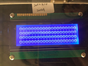 New Design2004A Dots Customerized LCD Module pictures & photos
