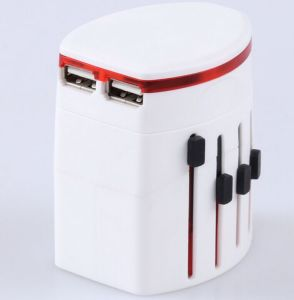 Simple and Convenience Electrical Adapter, Simple and Convenience Wall Outlet, Multifunctional Conversion Socket pictures & photos