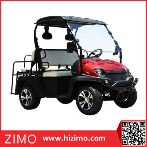 High Quality 4kw Used Electric Golf Car pictures & photos
