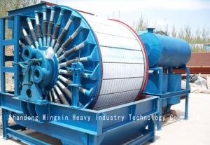 Gzc Vacuum Permanent Magnetic Filter Used for Coarse Particle Dewatering pictures & photos