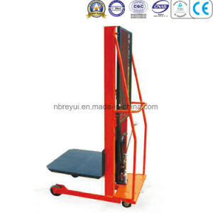 500kg (4-wheeled Platform) Manual Lift Truck