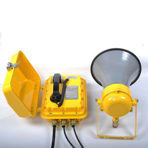 Petrol Extraction Explosion Proof Telephone