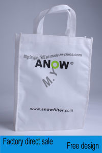 on-Woven Non Coated Multicolor Printing Portable Shopping Bag Bag