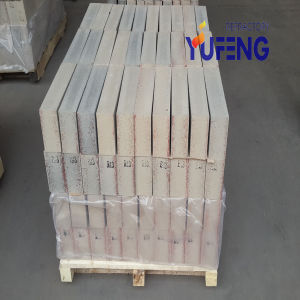 High Alumina Refractory Brick of Electric Arc Furnace Roof (YF/EAF80) pictures & photos