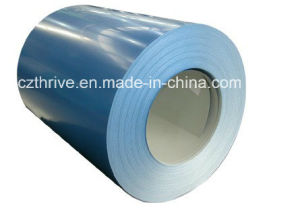 JIS G3312 Prepainted Galvalume Steel Sheet in Coil pictures & photos