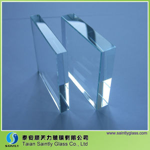 10mm Tempered Glass with Polished Edge