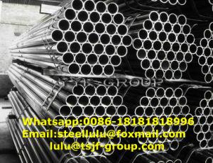 Galvanized Round Pipes pictures & photos