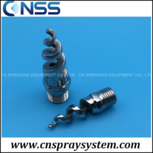 316ss Spiral Nozzle Whirljet Spirals Cooling Tower Nozzle pictures & photos