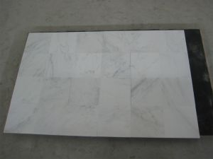Construction Material for The Oriental White Marble Floor Tile