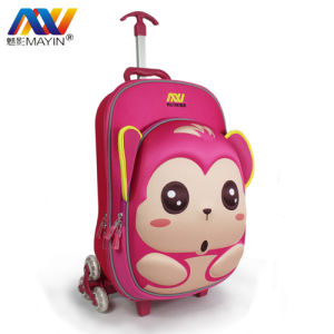 2015 New Cartoon Cute Designed Lovely Kids School Bags