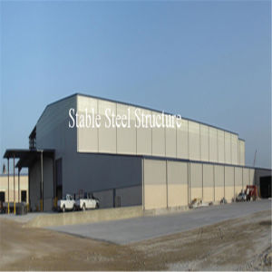 Prefabricated Structural Steel Building for Warehouse Workshop pictures & photos