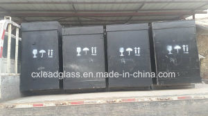 High Lead Equivalency Radiation Shielding Lead Glass pictures & photos