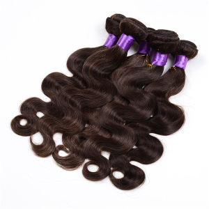 Body Wave Malaysian Virgin Hair, Unprocessed Raw Virgin Malaysian Hair pictures & photos