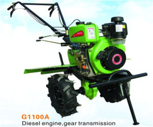 Diesel Tiller for Potato Field Use