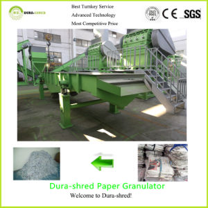 Dura-Shred Good Quality Paper Granulator with CE (TSQ1740X) pictures & photos