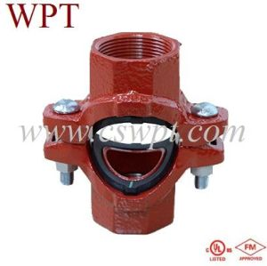 FM/UL Approved High Quality Mechanical Cross for Fire Protection