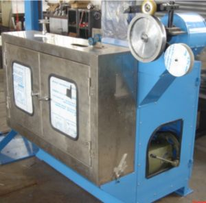 Cable Extruder Wire Extrusion Line Double Driven Capstan (PLJ50-00-DDG03-A)
