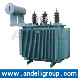 35kv Electric Power Transformer (S9-35kV) pictures & photos