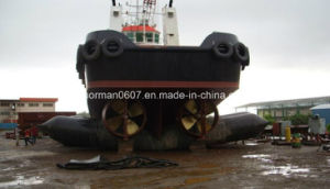 15m Eco-Friendly Anti-Aging Natural Rubber Airbag, Heavy Lifting Marine Airbag for Ship Launching pictures & photos