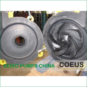 Small Mining Centrifugal Rubber Pump (3/2C-AHR)