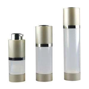 Airless Bottle for Cream and Lotion pictures & photos