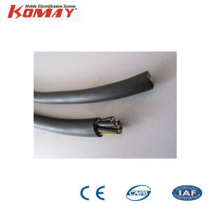 PVC Flexible Cables for Drag Chain