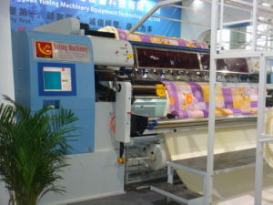 Yuxing Mattress Quilting Machine, Looper Quilting Machine, Quilting Factory in Dongguan pictures & photos