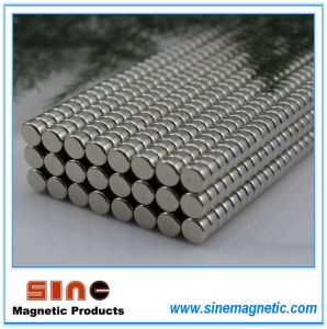 Small Round Magnet / Disk Magnet / N35 N40 N45 N52 pictures & photos